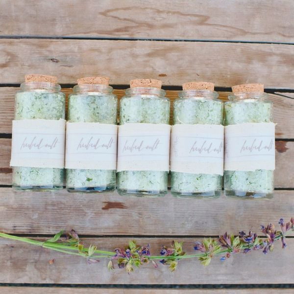 12 Super Easy DIY Favors to Make for a Large Wedding