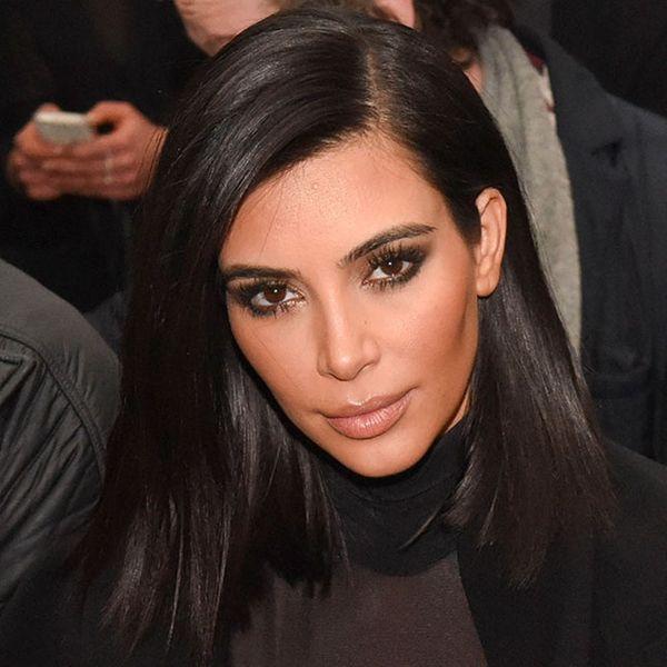 Kim Kardashian's Hairstylist Just Changed Our Shampoo Method Forever