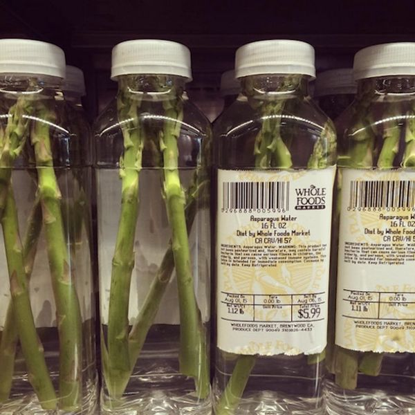 So $6 Asparagus Water Is Apparently a Thing