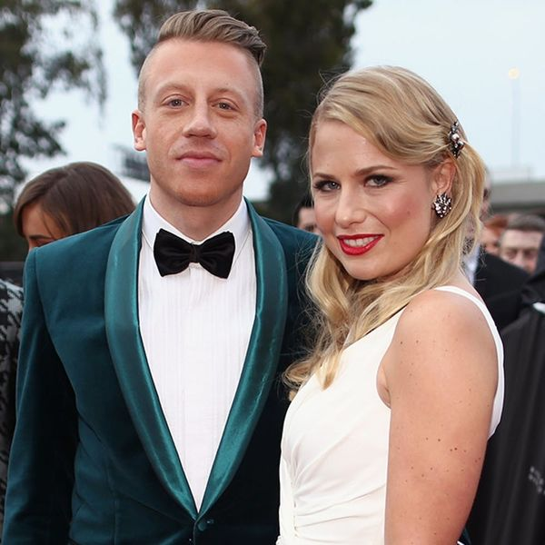Macklemore Just Revealed His Baby's Name in a Super Creative Way