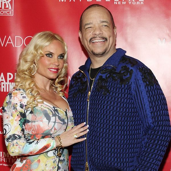 Ice-T + Coco Announced Their (Future!) Baby's Name in a Whole New Way