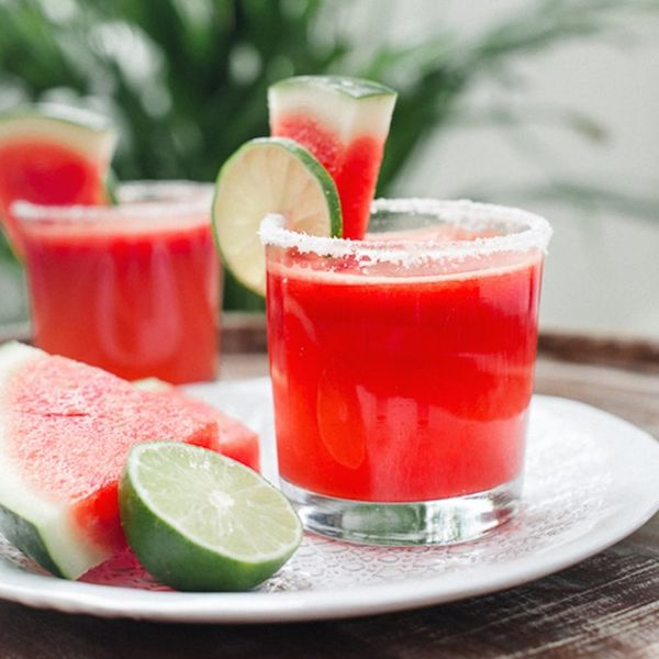 11 Boozy Ways to Say Cheers on Watermelon Day