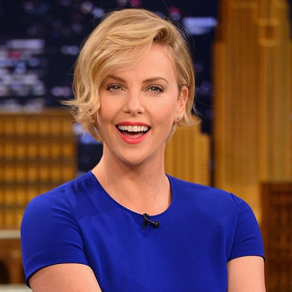 Charlize Theron Adopts a Second Child + Her Name Is Very Timely