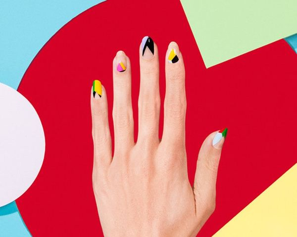 14 Nail Wraps for Lazy Girls Who Want an Easy Mani