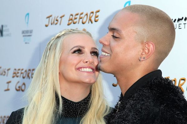 Ashlee Simpson's Baby Girl's Name Is Fit for a Future Rockstar