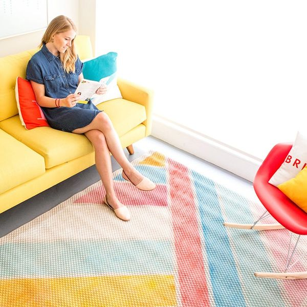 You Can Make a $598 Anthro Rug for Just $80