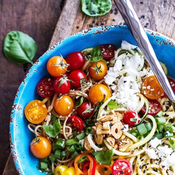 15 Lightened-Up Pasta Recipes for Summer That Aren't Pasta Salad
