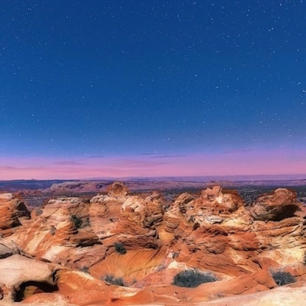10 Travel Destinations That Look like Other Planets