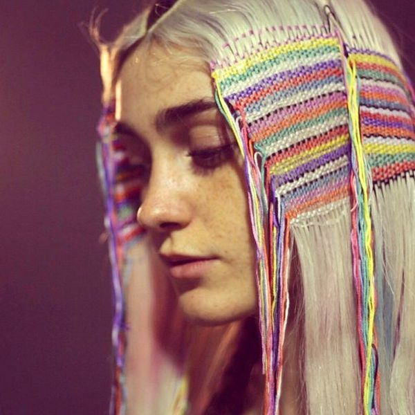 Hair Tapestries Are the Most Insanely Awesome Hair Trend of the Summer