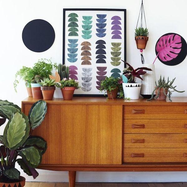 12 DIY Art Ideas That Aren't Another Gallery Wall