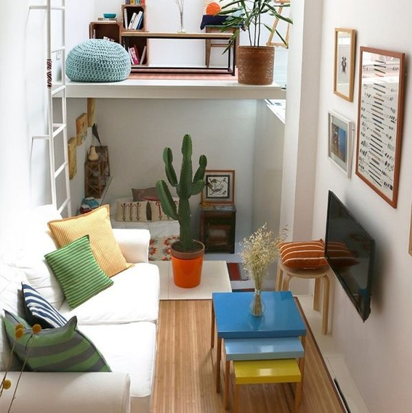 13 Small Spaces to Inspire You to Live With Less