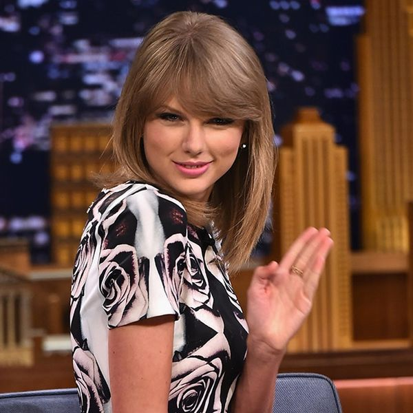 These First Pics of Taylor Swift Meeting Her Godson Are So Sweet