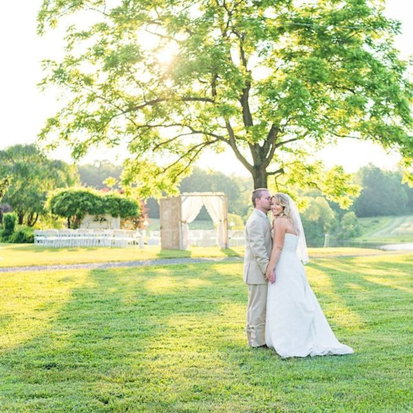This Classic Country Wedding Is All Kinds of DIY Cute