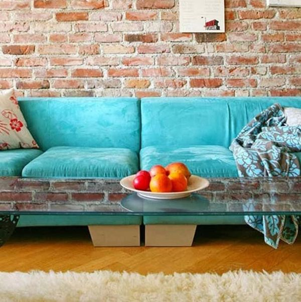 13 Creative Ideas for Decorating With an Exposed Brick Wall