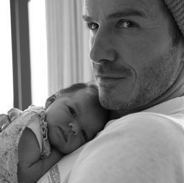 David Beckham's New Tattoo Might Be His Sweetest Yet