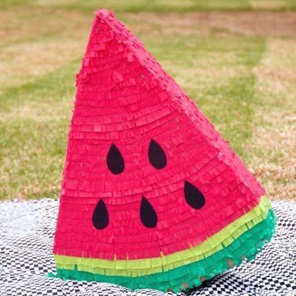 13 DIY Piñatas to Make for Your Next Summer Party