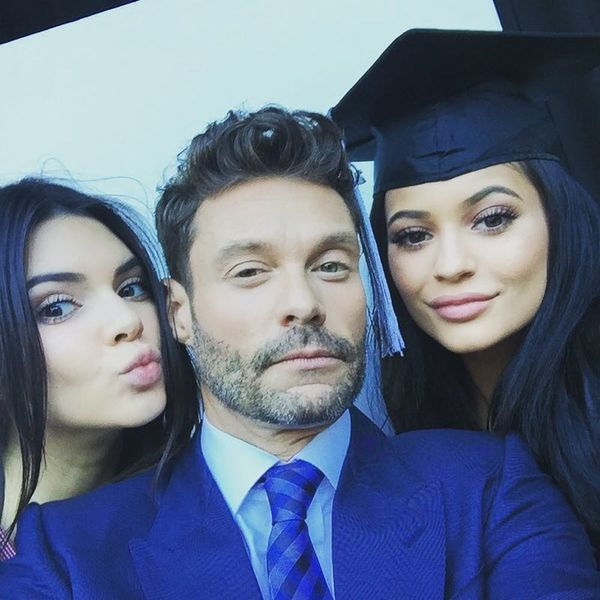 You'll Never Guess Who Threw Kendall and Kylie a Graduation Party