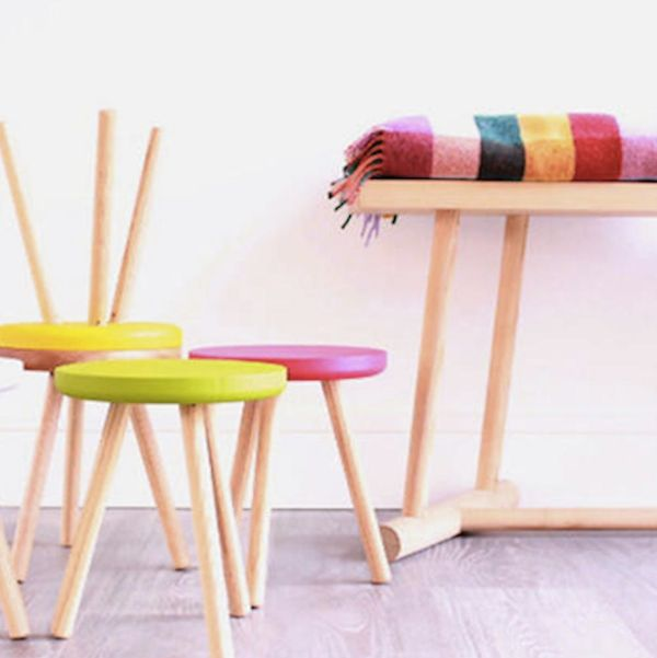 Assemble This Furniture by Beating the Crap Out of It