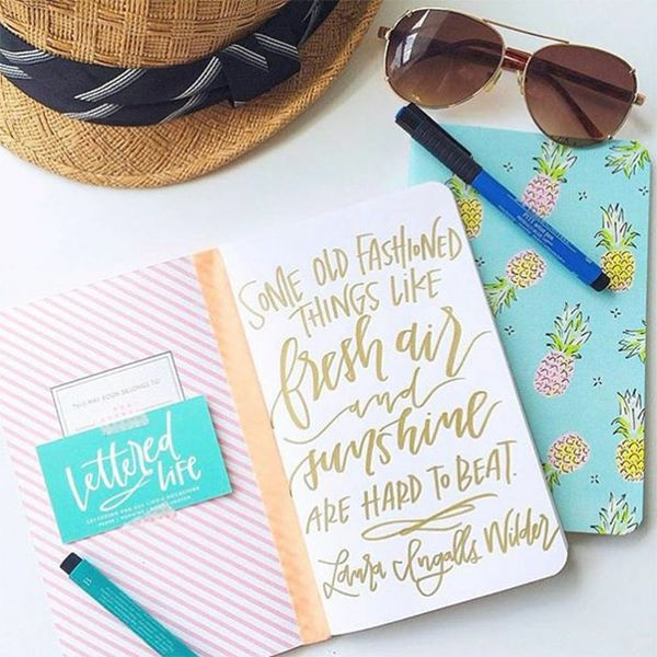 9 Hand-Letterers You Need to Follow on Instagram