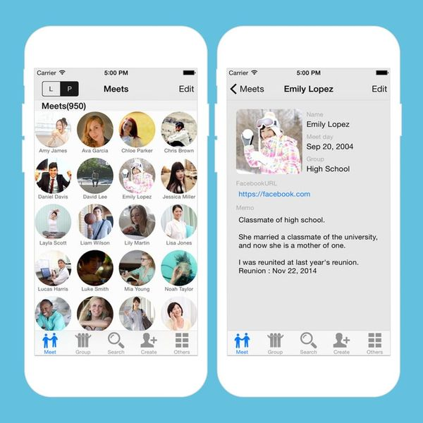 6 Apps to Organize Your Contacts