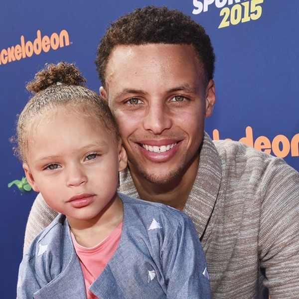 3-Year-Old Riley Curry Had the Best Birthday Party