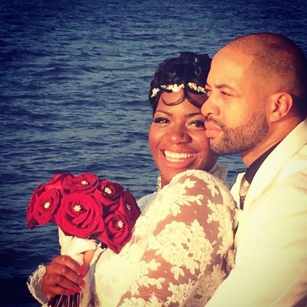 See the Gorgeous Summer Weddings of Fantasia Barrino, Lauren Manzo + the Burger-Kings