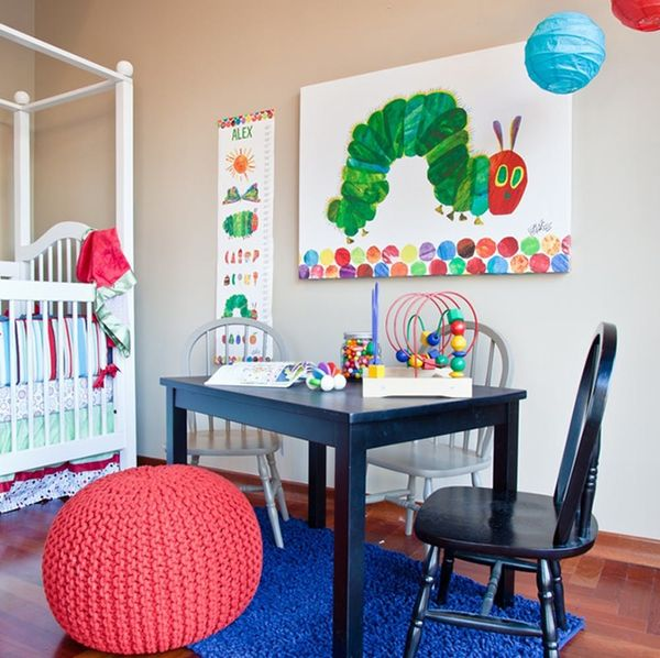 12 Nurseries Inspired by Classic Kids Books
