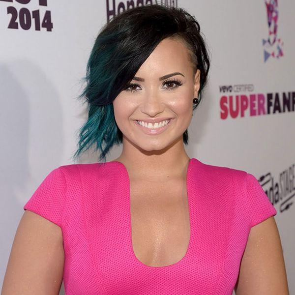 Demi Lovato's Ring Finger Just Got Company