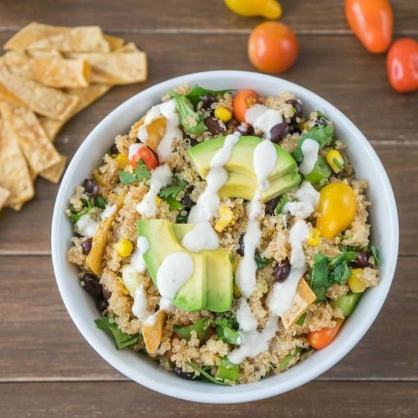 15 Great-Tasting Grain Bowls You Should Pack for Lunch