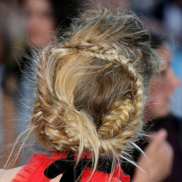 This Is the Newest Braiding Trend Taking Over the Red Carpet