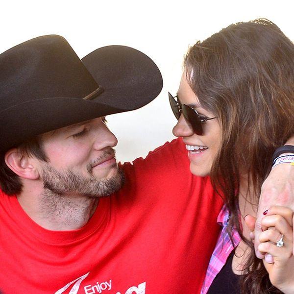 Ashton Kutcher + Mila Kunis Are Providing Major Inspo for a Chill Honeymoon