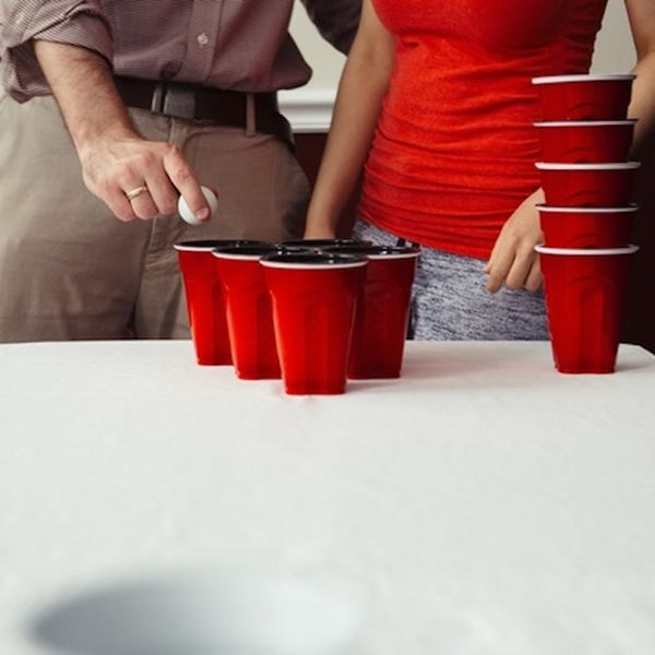 Why Beer Pong Is About to Get Way Less Gross