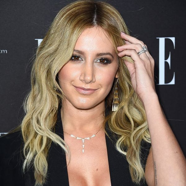 Did Ashley Tisdale Just Become a Hairdresser?