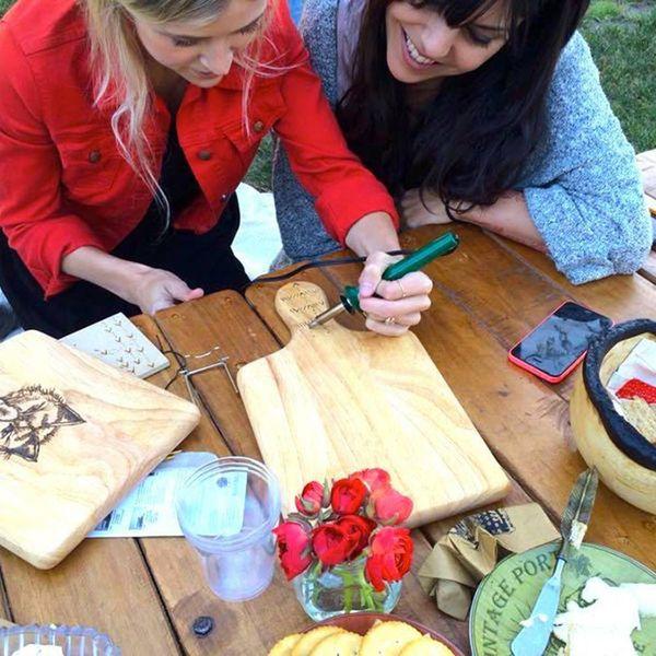 Wood Burning FTW: See How 400 B+C Readers Got Their DIY On