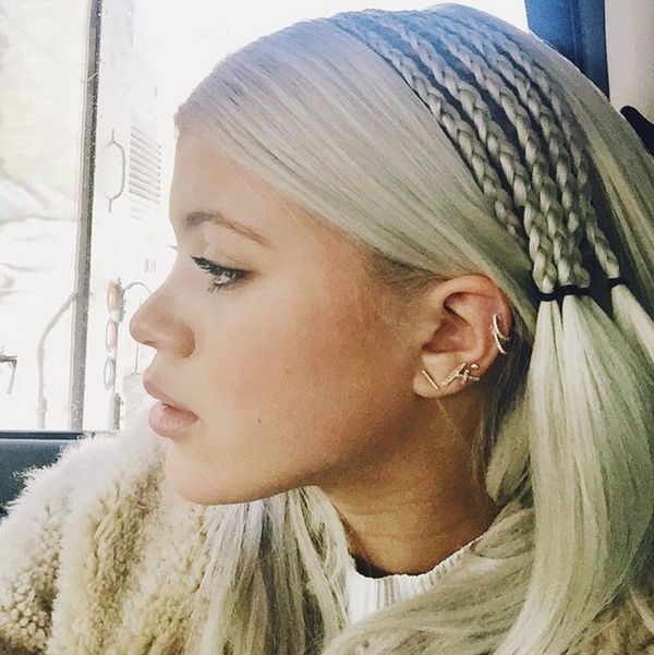 Nicole Richie's Little Sis Will Be Your New Braid Idol