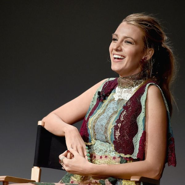 Blake Lively Touts the Perks of Breastfeeding In Her Latest Instagram