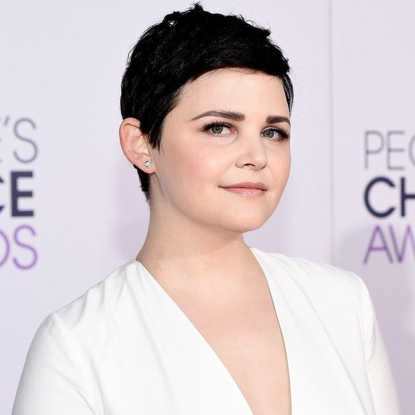 Ginnifer Goodwin Will Give You Major Hair Envy With Her New Look