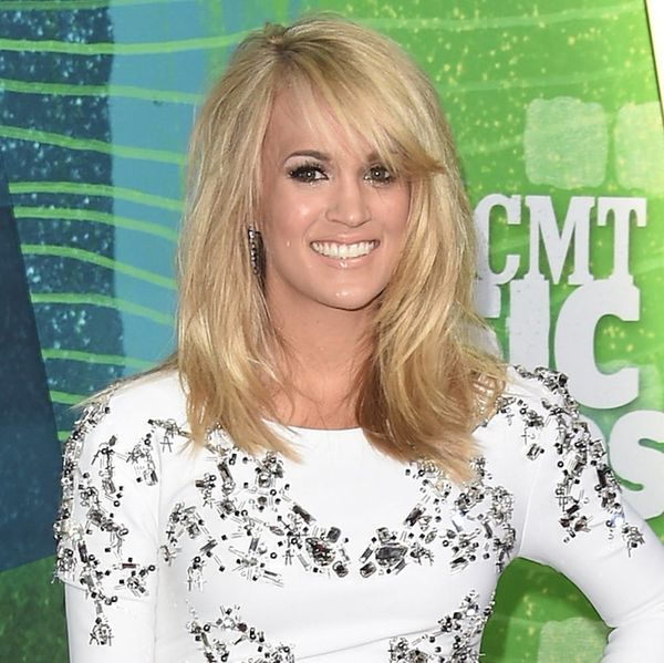 Carrie Underwood Learned a Major New Mom Lesson This Weekend