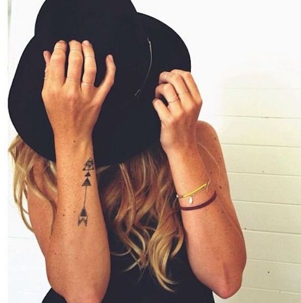 16 of the Most Stylish Tattoos Spotted on Pinterest