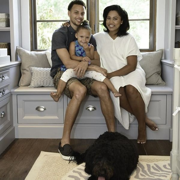This NBA Star's Gender-Neutral Nursery Is Everything