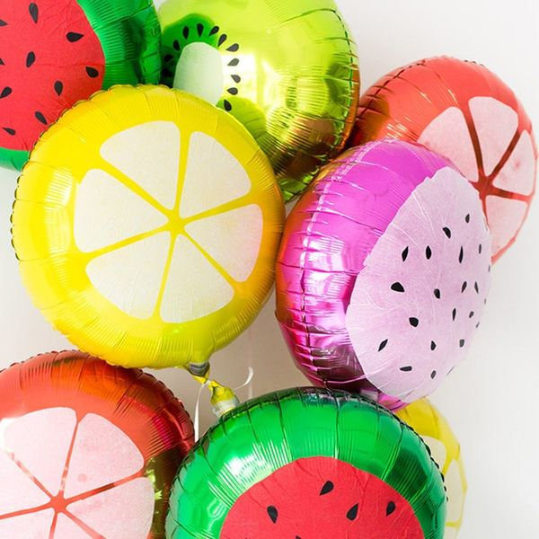 What to Make This Weekend: DIY Sandals, Fruit Slice Balloons + More