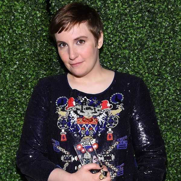 Lena Dunham's Thoughts on Marriage Will Make You Think Beyond White Dresses