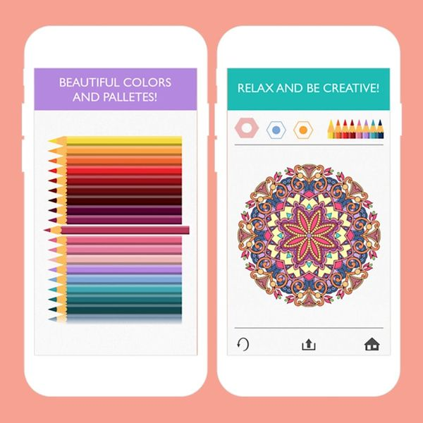 5 Best Apps of the Week: A Coloring App for Adults + More!