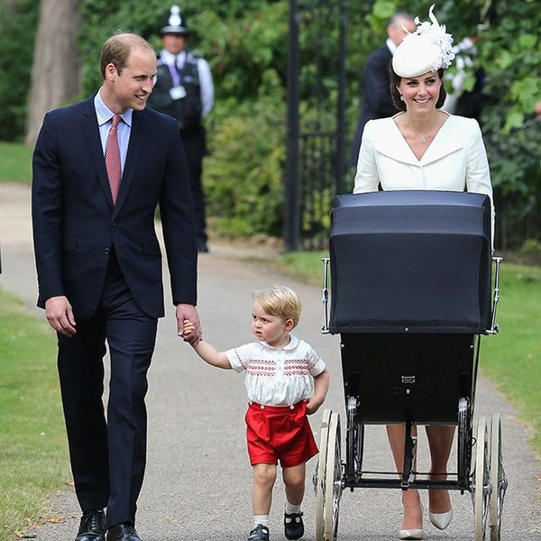 The First Family Photo With Princess Charlotte Is Stunning