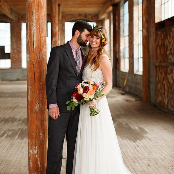 This Sweet Texas Wedding Has the Cutest DIY Details