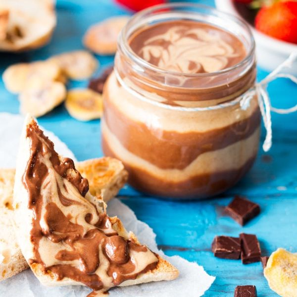 You'll Go Bananas for This Ingenious Nut Butter Spread