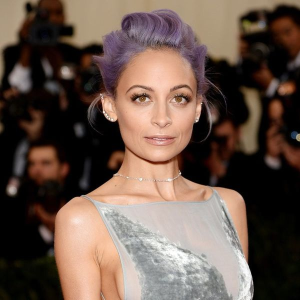 Nicole Richie Just Debuted a Whole New Hair Color