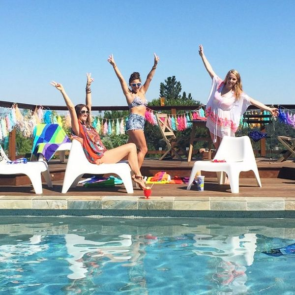 These Cities Throw the Best Pool Parties