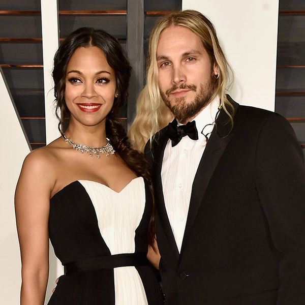12 Times Zoe Saldana Proved She Has the Cutest Family on Instagram