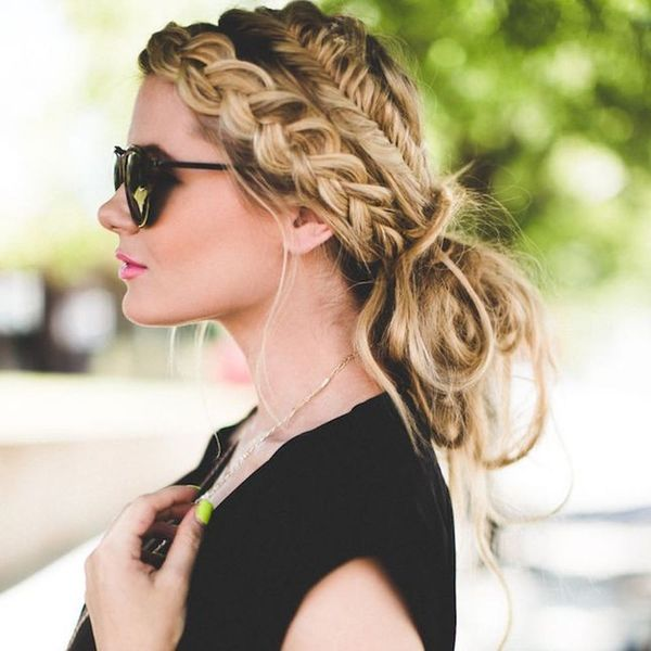 16 Easy Updos for All Hair Types